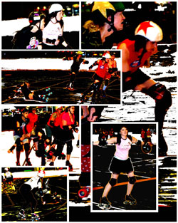 Click for Full Size Roller Derby Photo
