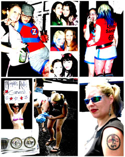 Roller Derby Photos | Click for larger Version