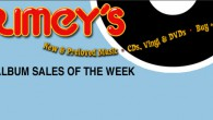 I figured since different content can be featured at the same time with the new website design I would separate out Grimey's top sales of the week into it's own...