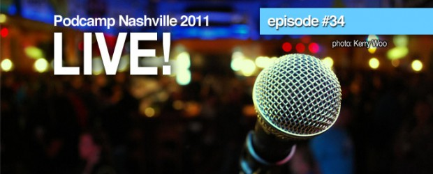 We're live from Podcamp Nashville 2011 one of the largest Podcamps in the United States. After a whirlwind day of live streaming everybody else we jump in for the last slot. We review Podcamp and discuss the future of the event. To listen and find full show notes visit: NashvilleTechFeed.com