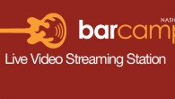 BarCamp Nashville offers a full day of learning, networking & socializing. This year we are offering access to live video streaming station. Learn more about what's up and how to get involved